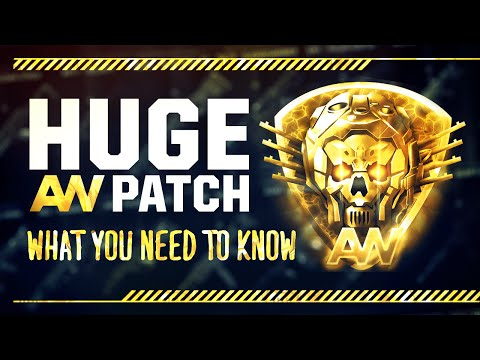 Huge Advanced Warfare Patch - What You Need to Know