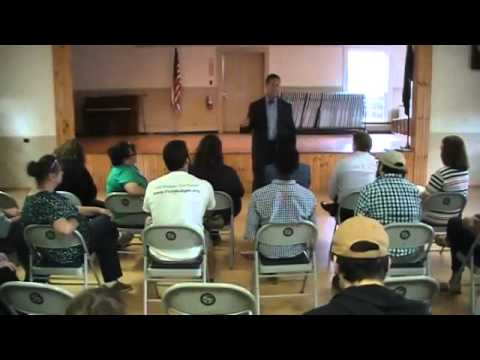 Rick Santorum Q&A Town Hall Meeting New Boston, NH July 2015