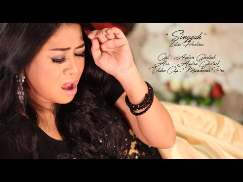 LILIN HERLINA - SINGGAH CIPT:ANTON GHOLOCK  [BEHIND THE SCENES]  VC BY MAXTONES PRO
