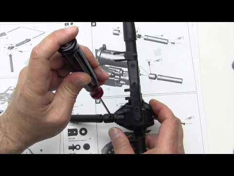 Axial Yeti Build Video #25