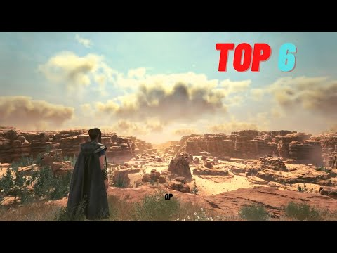 TOP 6 COMING UP 2021-2022 (PS5,XBOX SERIES X,PC) (FOR THE LOVE OF GAMING)
