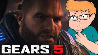 Gears of War 5 Might Have a Problem With Marcus
