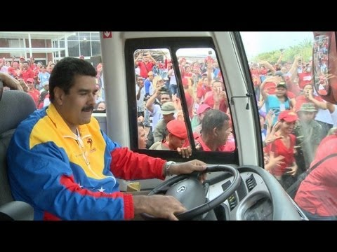 Maduro elected Venezuelan President by narrowest of margins