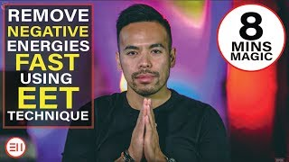 Release All Blockages and Negative Thoughts Instantly Using EET [Eye Energy Transfer Meditation]