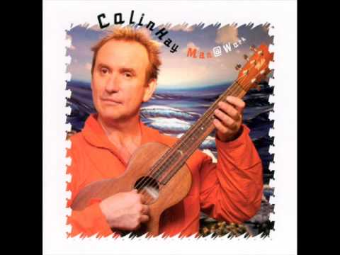 Colin Hay ~ Overkill - Lyrics video