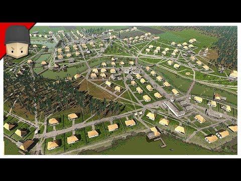 Ostriv - Ep.08 : 500+ Population! (FINALE)