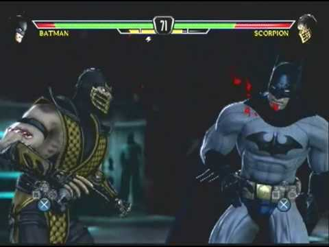 Mortal Kombat vs DC: Chapter 2 - Batman