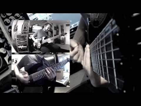 MONUMENTS - EUROBLAST JINGLE (Guitar Playthrough)