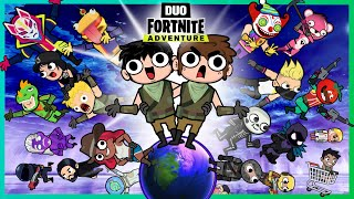 Fortnite Duo Adventure (Complete Series)
