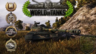 World of Tanks - 121 - 9 Kills - 8.3k Damage - 1vs5 [Replay|HD]