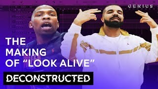 The Making Of Blocboy Jb Drake 39 S 34 Look Alive 34 With Tay Keith Deconstructed