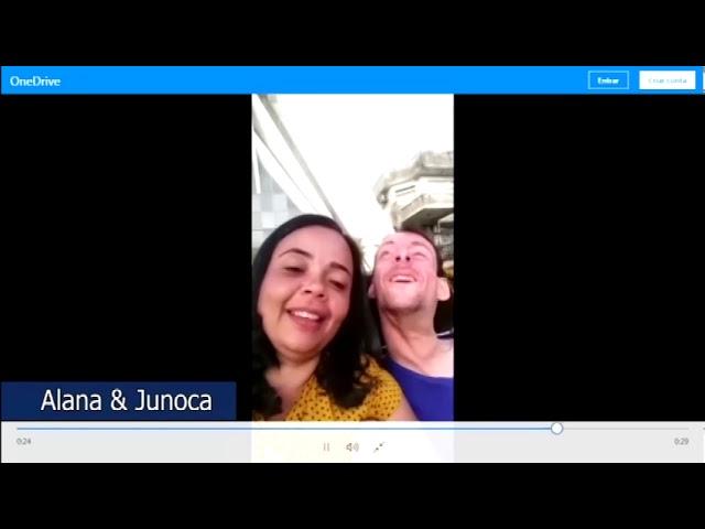 Amigos do Papo: Allana e Junoca