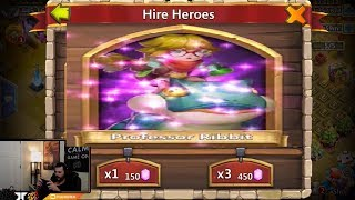 download musica JTS Main Rolling Professor Ribbit LUCKY Session LETS GO Castle Clash