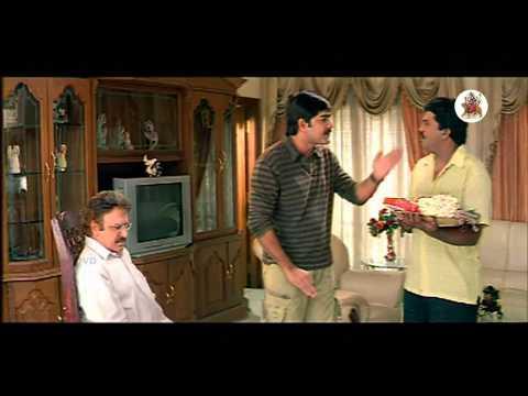 Evandoi Srivaru Movie - Krishna Bhagavaan, Dharmavarapu Subramanyam, Sunil Comedy Scene video
