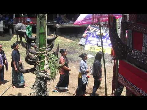Pesta Rambu Solo Nek Kala Tiku Ma'Dika