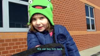Little Girl tries to sell her brother at the pet store