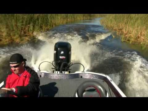 Power Pole Shallow Water Anchor High-Speed Bass Boat Test