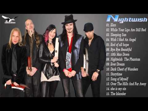 Nightwish Greatest Hits Full Album - Nightwish Pparhaat Laulut