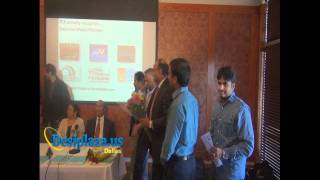Part 7 : Billionaire Dr. M S Reddy giving Speech @ TEA