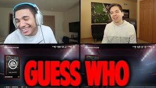 WILD GUESS WHO!! MADDEN 17 W/ FUNNY FORFEIT