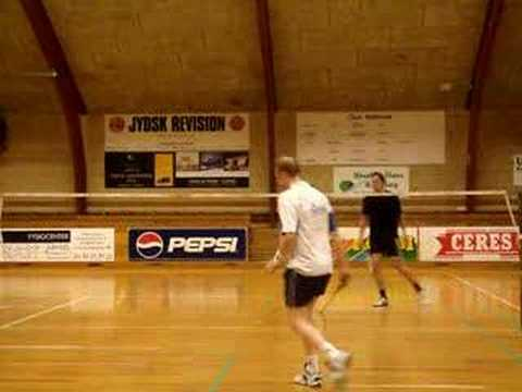 Serie 2 Badminton: VRI-Akademisk BK 2 (part five)