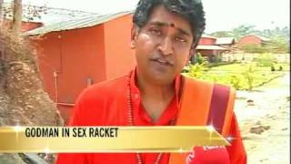 Bangalore swami in sex scandal