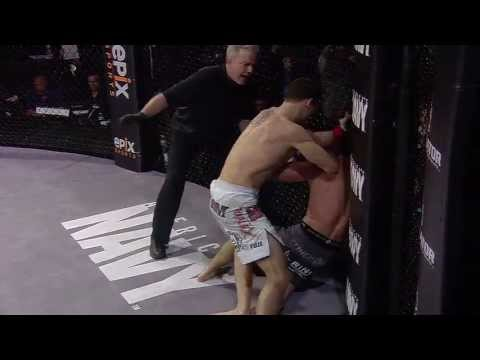 Bellator 60 Moment - Pat Curran KOs Joe Warren