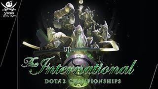 The international 8 ⭕Virtus.pro vs VGJ Storm ⭕ Dota 2 ⭕ Storm ⭕ Прямой эфир⭕День 4й