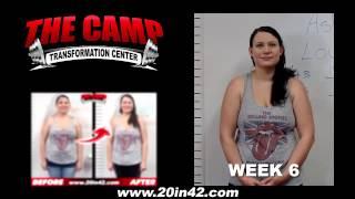 High Desert Fitness 6 Week Challenge Result - Ashley Lowe