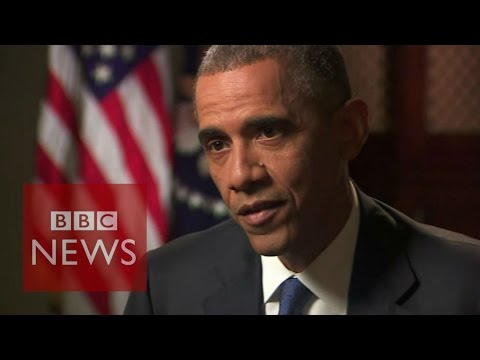 Obama on Iran: 'We've sent a clear message to Iranians' - BBC News