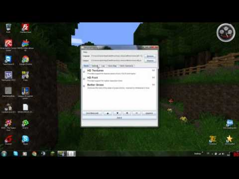 Minecraft 1.5.2 Misa HD Texture Pack (64x64) [German] Tutorial+Installation (Dow