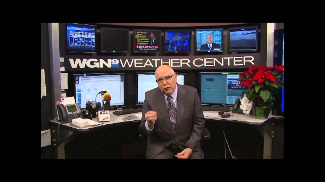 Tom Skilling Message on Climate Change - YouTube