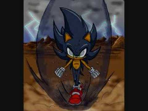 DARK SUPER SONIC TRIBUTE