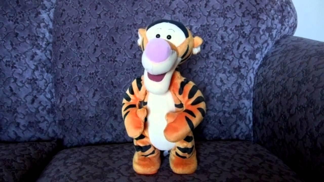 Bounce Bounce Tigger Bouncing Tigger Winnie The