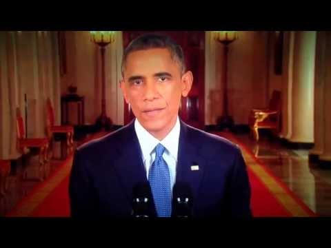 11/20/2014 - Obama Immigration Reform - End of Speech.