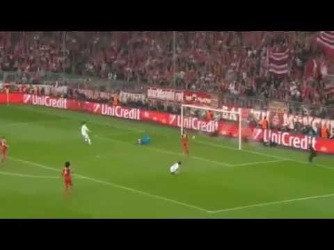 Cristiano Ronaldo Second Goal - Bayern Munich vs Real Madrid - 0-4 [29/04/2013] | Amazing Goal!