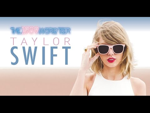 Taylor Swift | The 1989 World Tour - Australia | TV Commercial (hi-res)
