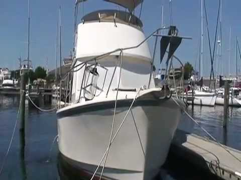 Great Loop Trawler Videos: The Prairie Economical Trawler Cruising Guide On The ICW