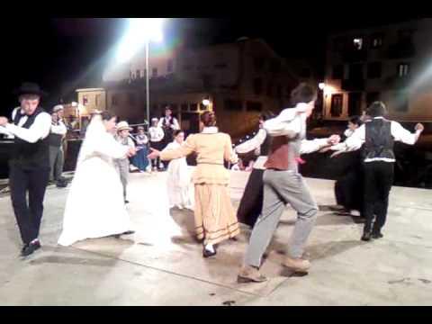 """Grupo Folcl�rico """"Os Romeiros de S�o Miguel"""" - Santa Marta de Penagui�o"""