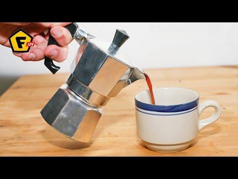Как сделать вкусный кофе в кофеварке