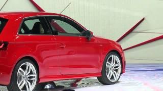 Audi A3 – Live dal Salone di Ginevra 2012