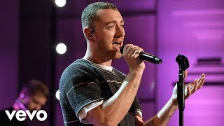 Download Lagu Sam Smith - Too Good at Goodbyes in the Live Lounge Gratis STAFABAND