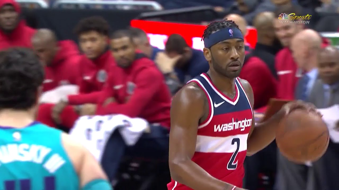 Wizards' John Wall Drops 14 Assists and 15 Points in First Game Back From Injury