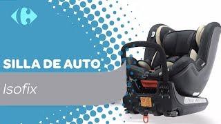 Silla de auto G 0+1 Isofix Rotative MS | De 0 meses a 4 años