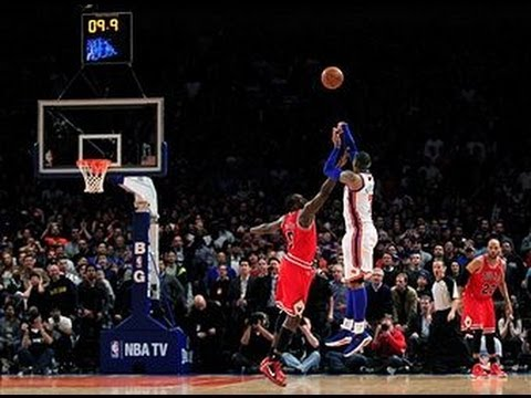 Melo Drama 2.0 - Game-Winner vs. Chicago Bulls!