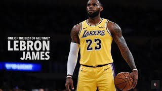 Lebron James Lakers Mix - Re up