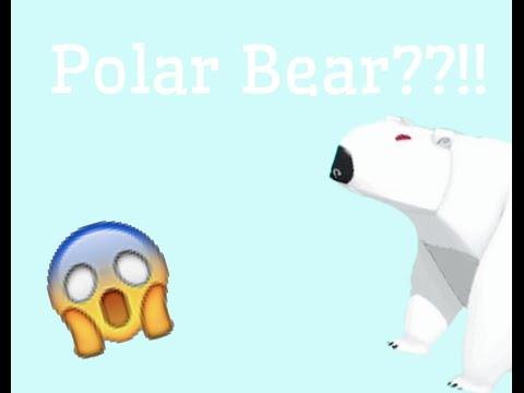 Animal Jam: Leaked Polar Bear