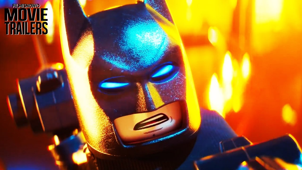 The LEGO Batman Movie | New Bat-Trailer