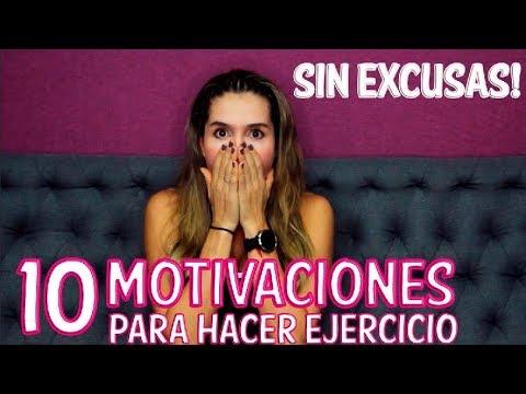 ¡SIN EXCUSAS! Motivación Deportiva 🏋🏼♀️ - Isa Estrada