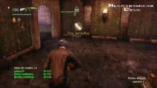 uncharted 3 arena cooperativa ruinas fundidas 1 HD 1080p